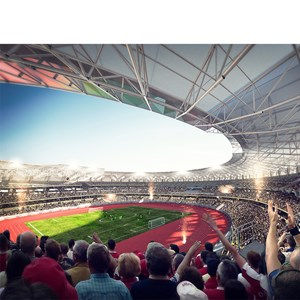 Tajiat Olympic Stadium