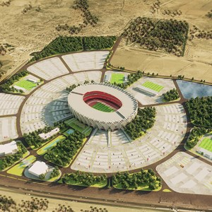 Baghdad Athletic City